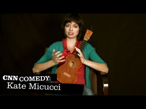 CNN: Fall asleep with Kate Micucci