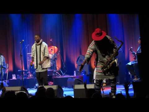 Orchestra Baobab (part 1) Live@Doornroosje Nijmegen (NL), November 05, 2017