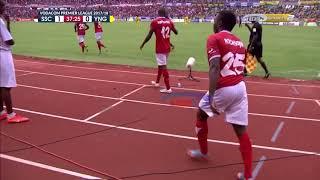 Erasto Nyoni wa Simba alivyowaliza Yanga kwa goli pekee - 29.4.2018