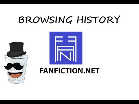 Fanfiction net - Browsing History - YouTube