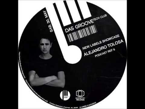 Alejandro Tolosa Podscat - Das Groove (SAB.30.MAY)