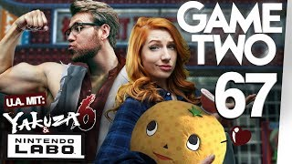 Yakuza 6: The Song of Life, Nintendo Labo, The Swords of Ditto | Game Two #67
