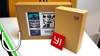 Xiaomi Yi 2K Action Cam + Zubehör | Unboxing | Cubi Reviews