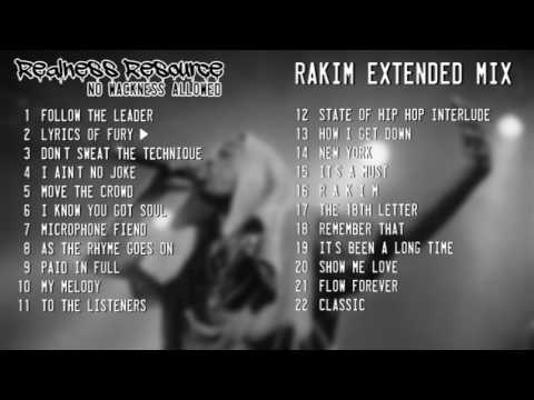 Best of Rakim EXTENDED