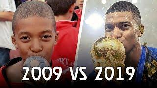 ФУТБОЛ 2009 vs 2019 - Неймар, Мбаппе, Ибрагимович | Футбольные скетчи и приколы