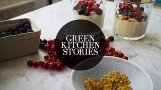 Raw Buckwheat Porridge | Green Kitchen Stories