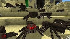 10 Fakten über die Minecraft Spinne! (Einsteigerfreundlich)