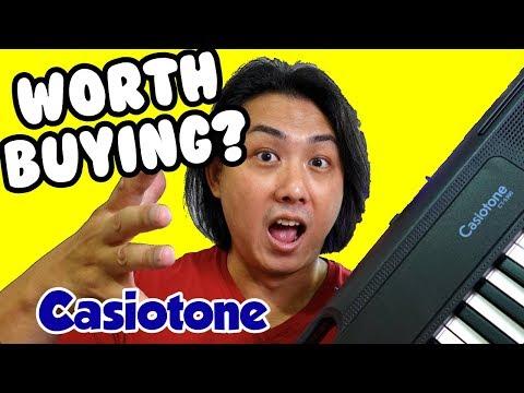 Casiotone CT-S300 Tones, Rhythms & Features Review