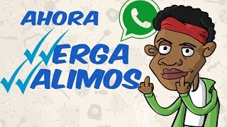 Canción al Double Check de WhatsApp (Las palomitas azules) - Internautismo Crónico