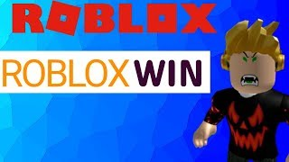 [RobuxTutorial] Tutorial on how to use ROBLOXWIN