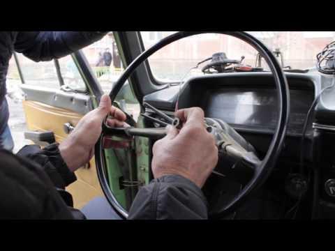 🚗 Москвич 412 || 2 серия || Как мы меняли руль