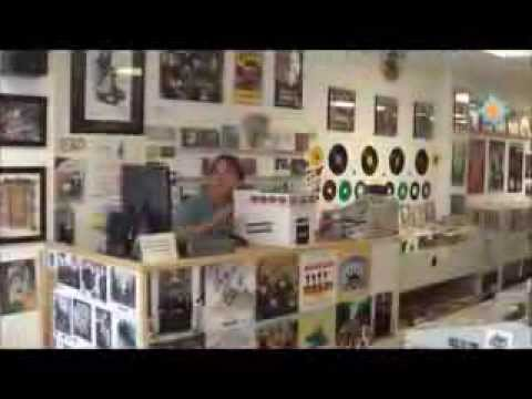 Record Store Walking Tour #26 ~ The Record Rack (Pompano Beach, FL)