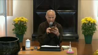 04 Thọ Trai Chánh Niệm & Thiền Thư Giản Soi Sáng 17 7 2015