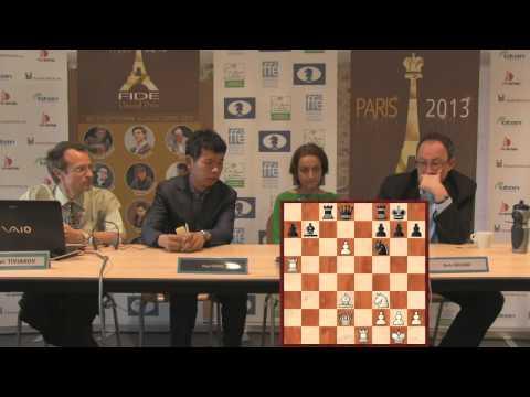 Round 5 FIDE Grand Prix 2013, Paris, France, Chess