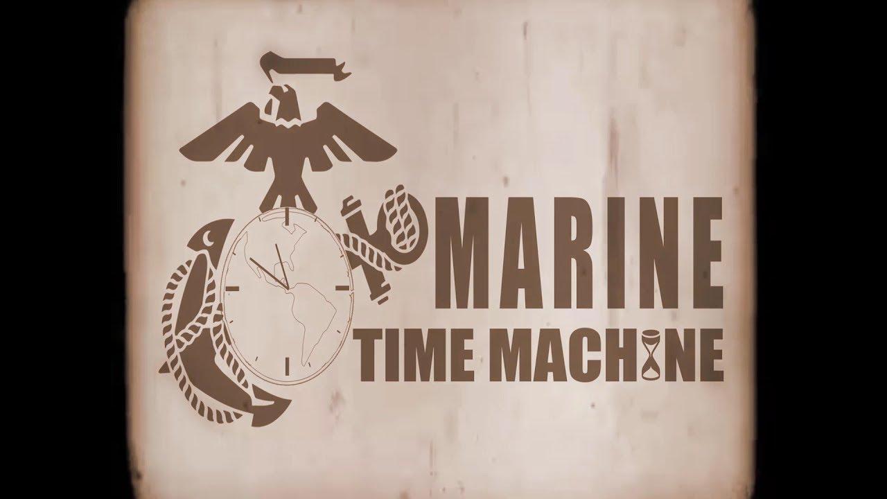 Marine Time Machine | Here to Stay
