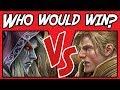 Sylvanas VS Anduin? - World of Warcraft Versus #10