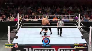 WWE 2k16 livestream no commentary episode 3
