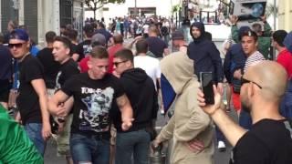беспорядки в марселе евро 2016