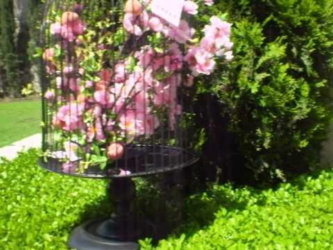 Decoracion con jaulas vintage novedades y compras segura - Plantas artificiales para decoracion ...