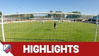 HIGHLIGHTS | USV Elinkwijk - FC Utrecht