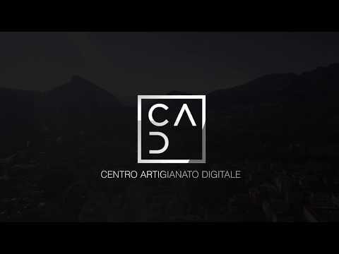 Centro per l'Artigianato Digitale - lo spot
