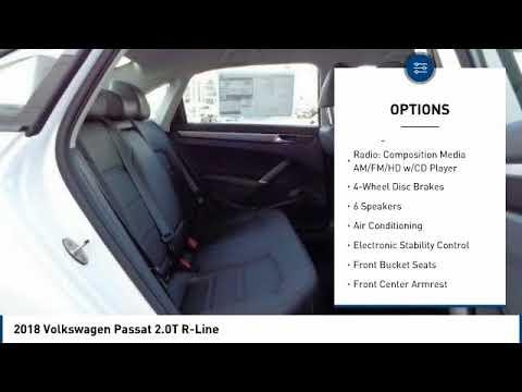 2018 Volkswagen Passat Salinas CA V2164