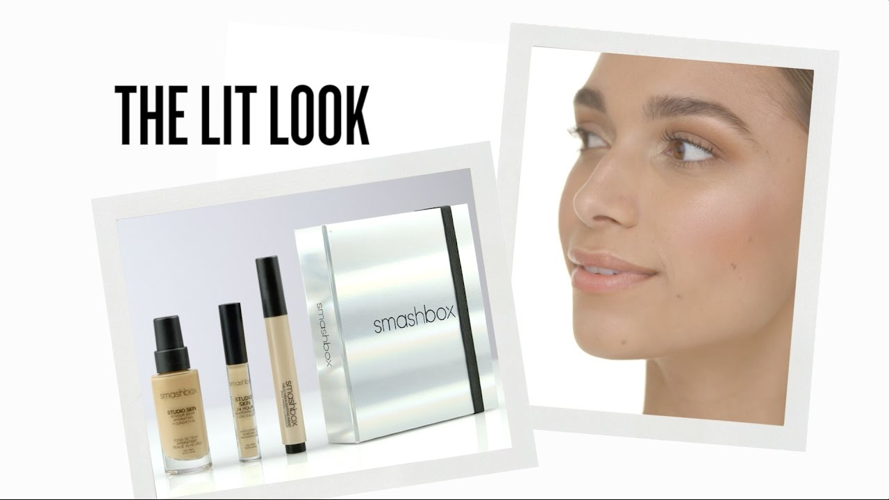 How To Get A Natural Lit Look Ft Smashbox  Sephora