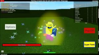 Roblox: Sonic RPG | Tutorial | Emeralds