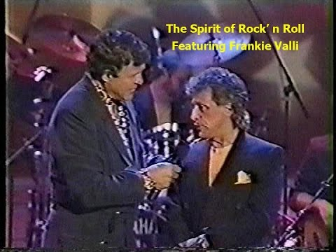 Frankie Valli - The Spirit of Rock n Roll TV Show