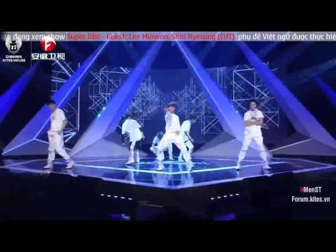 [6MenST][Vietsub] 150731 Super Idol - Minwoo, Hyesung (CUT)