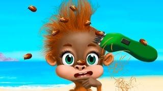 Делаем прически в детской игре. Салон красоты для животных