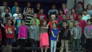 Elmdale PTA Program | 2nd Grade Choir