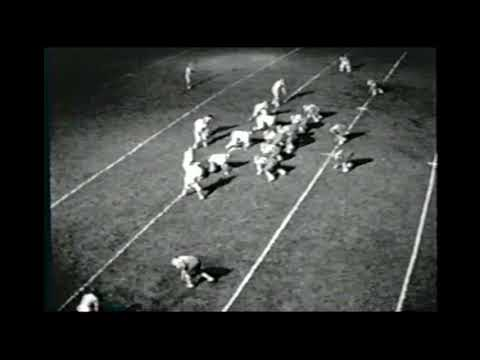 1968 Coquille vs Waldport High School Football