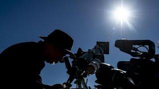 Chile y Argentina se alistan para el único eclipse solar total del año