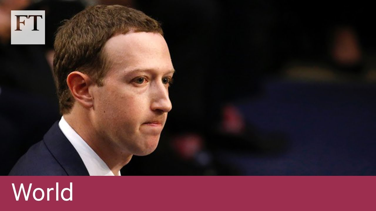 Mark Zuckerberg opens hearing with an apology