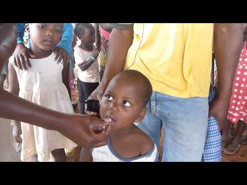 Calling out for National Health Week in Mozambique!