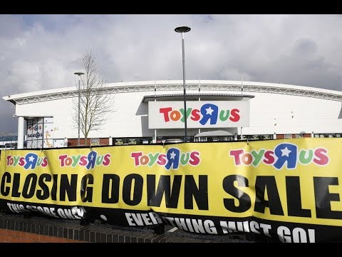 The History Of Toys R Us