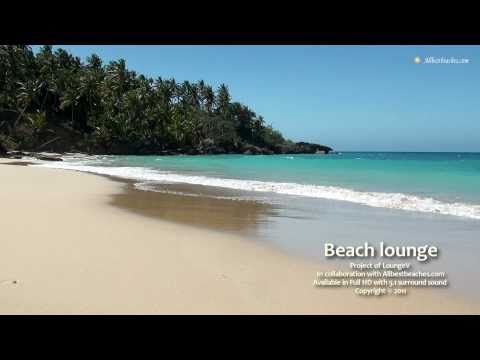Best beaches in the world relaxing HD video