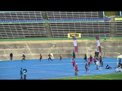 Andrew McCabe in Jamaica - 200m: 21.3 -3.3m/s
