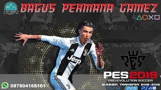 Pes 2018 Mega Patch Summer 18 19 Ps3 From Youtube - The