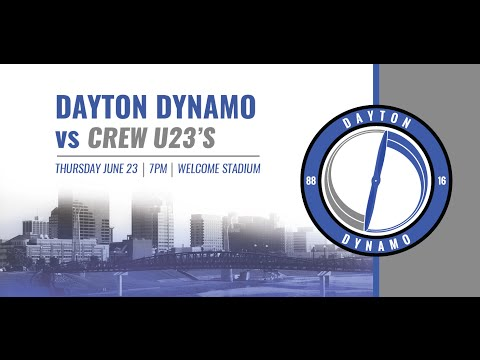 Dayton Dynamo vs Columbus Crew U23