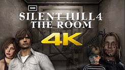 Silent Hill 4: The Room | 4K/60fps | Walkthrough Longplay Gameplay Lets Play No Commentary