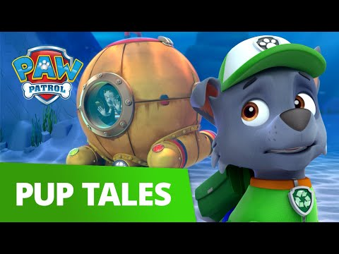PAW Patrol | Pups Save the Diving Bell! | Rescue Episode | PAW Patrol Official & Friends!