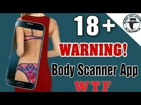 real x ray body scanner app on android 2017 youtube real x ray body scanner app on android