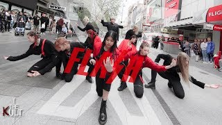 [KPOP IN PUBLIC] X1 (엑스원) - FLASH | ONE TAKE DANCE COVER | THE KULT | AUSTRALIA