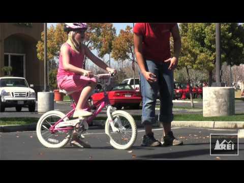 Teaching Kids To Ride A Bike