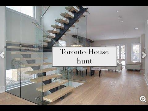 Toronto house hunt
