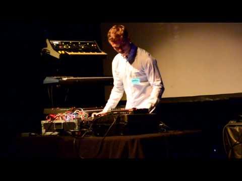 Modular Wild Vists New Media and Art Sound Summit 2015- Dylan C