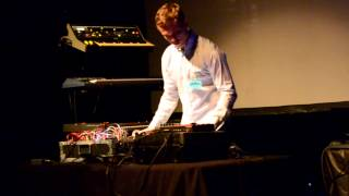 Modular Wild Vists New Media and Art Sound Summit 2015- Dylan C