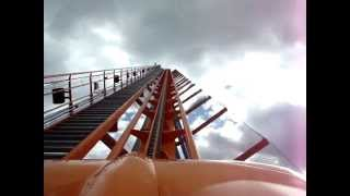 roller coaster behemoth - Wonderland Canada